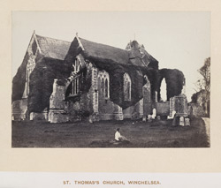 St Thomas's Church, Winchelsea